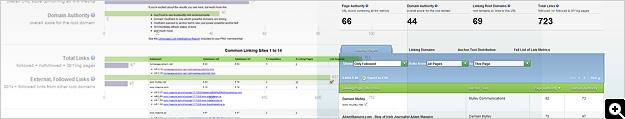 Opensite Explorer Screenshot