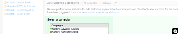 How To Set Up Ad Sitelinks - Screenshot 3