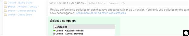How To Set Up Ad Sitelinks - Screenshot 3